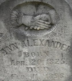 Ann <i>Williams</i> Alexander
