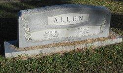 Annie Kate <i>Brand</i> Allen