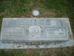 Katherine M. Amick