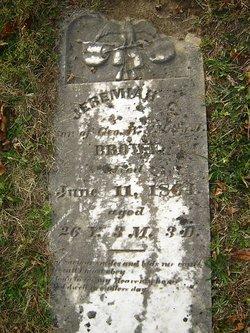 Jeremiah C. Brown