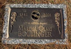 Martha Gayle <i>Craig</i> Bollinger