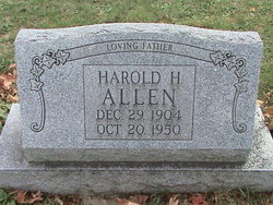 Harold Harmon Allen, Sr