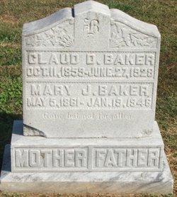 Claude D. Baker