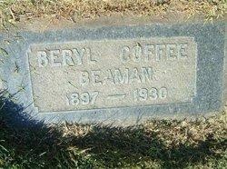 Beryl Irene <i>Coffee</i> Beaman