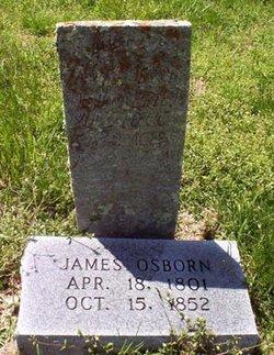 James Osborn