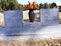 Sally Ruth <i>Madison</i> Johnson
