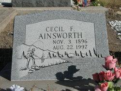 Cecil Felix Ainsworth