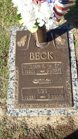 William B. Bill Beck