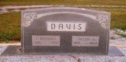 F Broadus Davis
