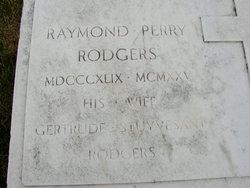 Gertrude <i>Stuyvesant</i> Rodgers