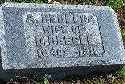 Anna Rebecca <i>Smith</i> Beegle