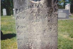 Elisha Miles Bruton