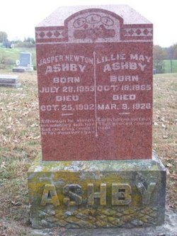 Lillie May Ashby