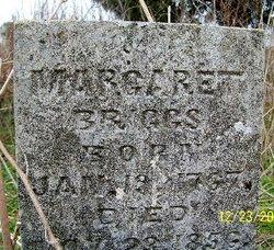 Margaret Corley <i>Crawley</i> Briggs