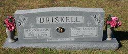 Alto Williams Driskell
