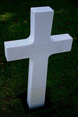 Pvt John Roman