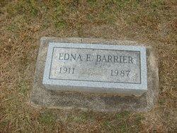 Edna E. Barrier