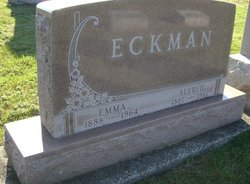 Alfred Eckman