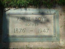 Annie Boye