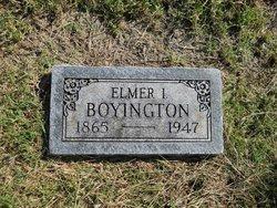 Elmer I Boyington