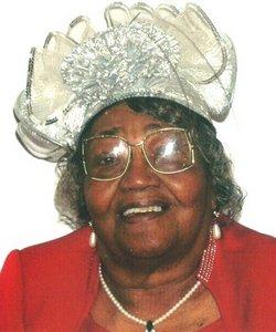 Bertha Mae <i>Davis</i> Abernathy