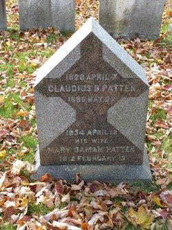 Claudius Buchanan Patten