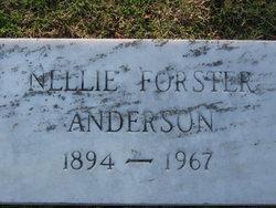 Nellie <i>Forster</i> Anderson