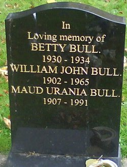 Maud Urania Bull