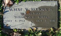 Albert V Barbour
