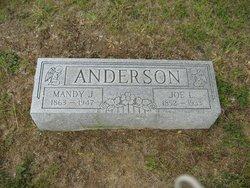Amanda Jane Mandy <i>Crabtree</i> Anderson