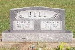 Lorraine <i>Whittaker</i> Bell