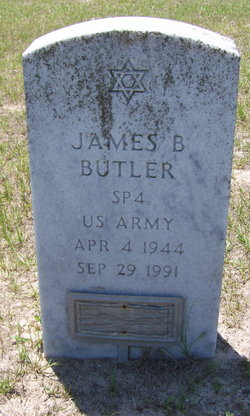 James B Butler