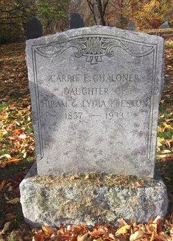 Carrie Estelle <i>Preston</i> Chaloner