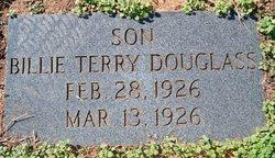 Billie Terry Douglass