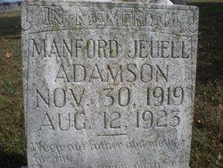 Manford Jeuell Adamson