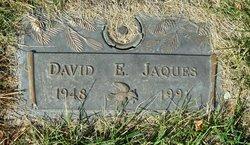 David E. Jaques