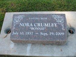 Nora Bonnie <i>Nash</i> Crumley