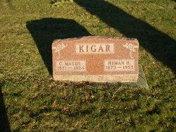 Cerdilla Maude <i>Clingman</i> Kigar