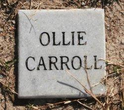 Ollie Hardin Carroll