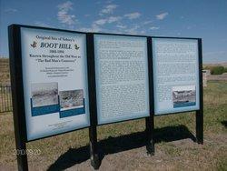 Original Sidney Boot Hill Cemetery