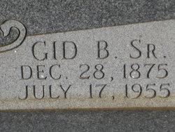 Gid B. Adkisson, Sr
