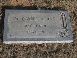 W. Wayne Burns