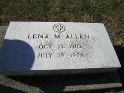 Lena Mae <i>Kahlenbeck</i> Allen