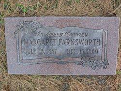 Margaret Maggie <i>Jones</i> Farnsworth