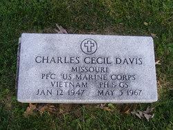 PFC Charles Cecil Davis