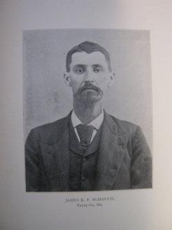 James K. P. McHaffie