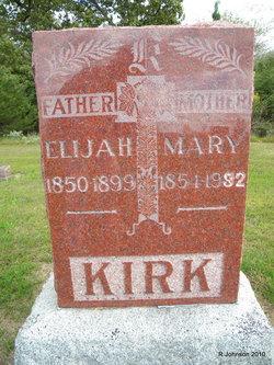 Mary Mahalia <i>Hunt</i> Kirk