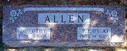 Dorothy Mae Chick <i>Higgins</i> Allen