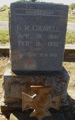 George Miller Conquest Crowell