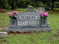 J Williard Starling